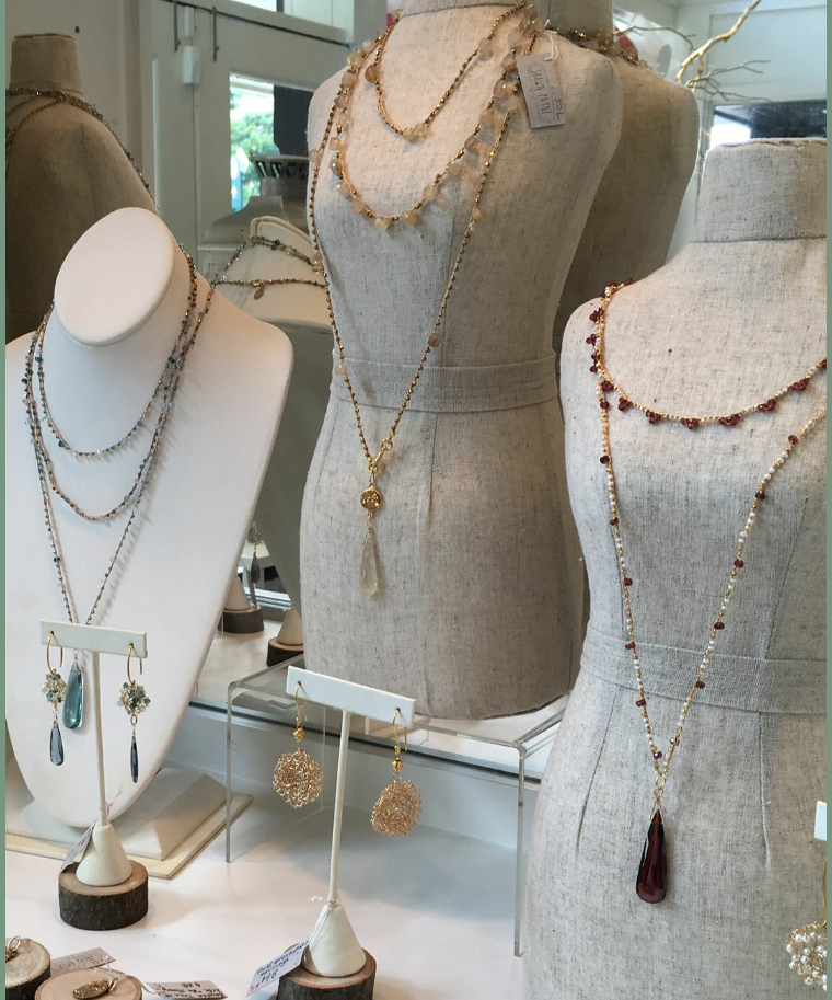 Bring the bling: shop jewelry for your valentine at Janey's - Janey's